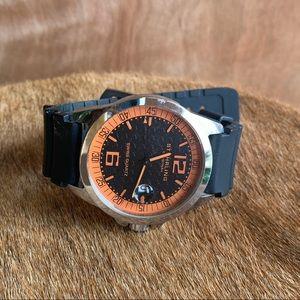 Stuhrling original stainless steel watch